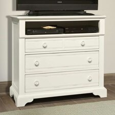 <strong>kathy ireland Home by Vaughan</strong> Cottage Grove 3 Drawer Dresser