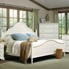 <strong>kathy ireland Home by Vaughan</strong> Cottage Grove Panel Bed