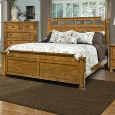 <strong>kathy ireland Home by Vaughan</strong> Ranchero Panel Bed