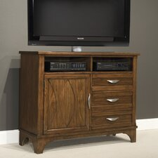 Radiance 3 Drawer Media Chest