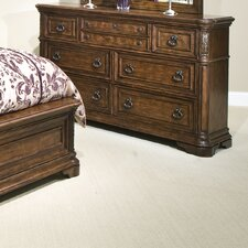 Romantic Dreams 7 Drawer Dresser