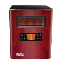 Heat King 2 in 1 Year Round Infrared Heater and Air Purifier