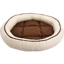 Pugz Round Nest Dog Bed