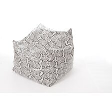 Mock Snake Skin Chillout Chair