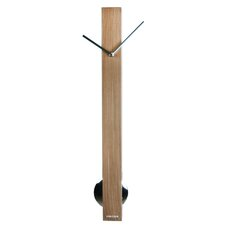 """Röhren-Wanduhr """"Pendulum"""""""