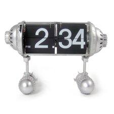 """6"""" x 7.6"""" Flip Desktop Clock"""