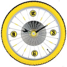 "16"" Bike Wall Clock"