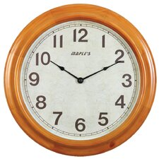 "<strong>Maples Clock</strong> 16"" Wall Clock"