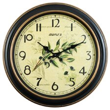 "<strong>Maples Clock</strong> 15"" Wall Clock"