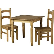 Ivanhoe 3 Piece Dining Set