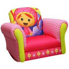 Team Umizoomi Kids Rocking Chair