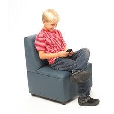 Modern Casual Enviro-Child Upholstery Chair (Ages 4 & up)