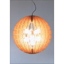 Helios 60 Wood Pendant Light