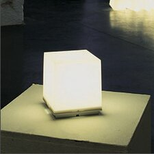 "Q-Bo 6.25"" H Table Lamp with Square Shade"