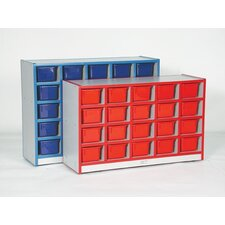 Creative Colors Compartment Cubby