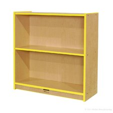 "Single-Sided 36"" Bookcase"