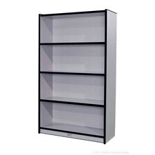 "<strong>Mahar</strong> 60"" Single-Sided Bookcase"