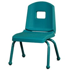"16"" Creative Colors Split Bucket Stack Chair"