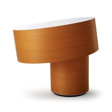 Tilt Table Lamp with Drum Shade