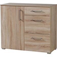 Sideboard Prisma mit 3 Schubladen und Tür