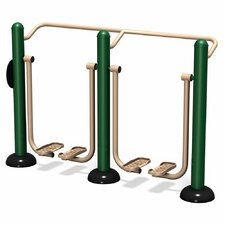 Essentials In-Ground Mount Cardio Walker