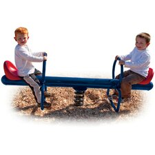 UPlay Today Two Seat Spring See-Saw
