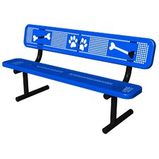 <strong>Ultra Play</strong> Bark Park Basic Bench