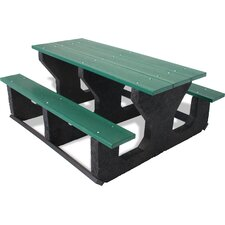 UltraSite ADA Recycled Plastic Portable Table