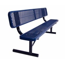 <strong>Ultra Play</strong> Diamond Pattern Bench