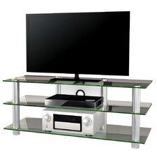 "TV-Rack ""Olopa"" mit 3 Fachböden"