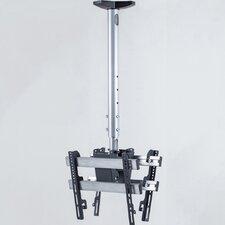 Höhenverstellbare Deckenhalterung TDH 3 Double