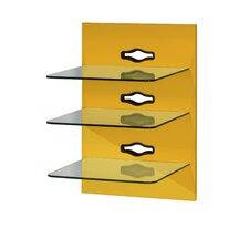"Paneel ""Xeno-3"" mit 3 Glasböden"