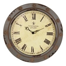 "<strong>Privilege</strong> Vintage Oversized 31"" Wall Clock"