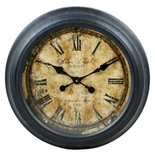 "Oversized 24"" Emile Wall Clock"