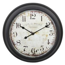 Phare Wall Clock