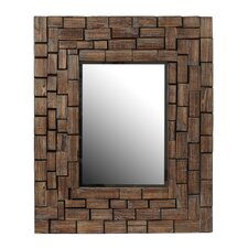 <strong>Privilege</strong> Reclaimed Rectangle Mirror
