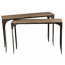<strong>Privilege</strong> Console Tables (Set of 2)