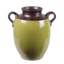 Ceramic Jar with Handles