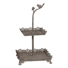 2 Tier Iron Tray