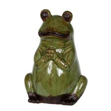 <strong>Privilege</strong> Ceramic Frog