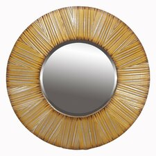 <strong>Privilege</strong> Round Beveled Mirror