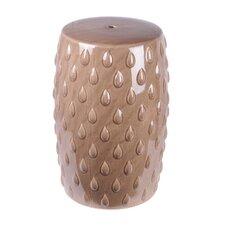 Ceramic Garden Stool I