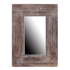 Reclaimed Beveled Mirror