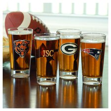 <strong>Cathys Concepts</strong> NFL Engraved Pint Glass