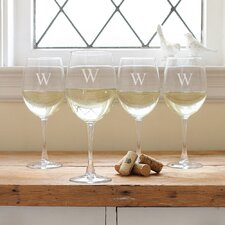 White Wine Glass (Set of 4)