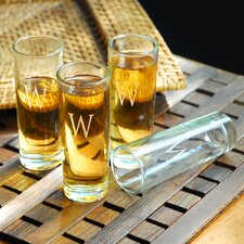 Island Shooter Glass (Set of 4)