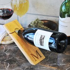 Counter Balance Tabletop Wine Rack