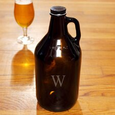 Personalized Craft Beer Growler