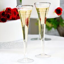 Wedding Toasting Flutes (Set of 2)