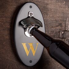 Custom Wall Mounted Bottle Opener
